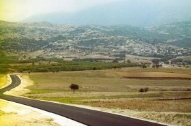 Δρόμος Ροδιά-Συκαμινέα