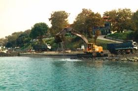 Βελτίωση Αλιευτικού Καταφυγίου Στομίου