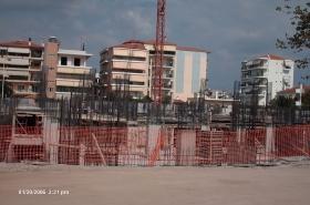 Εικόνες από οικοδομικά έργα
