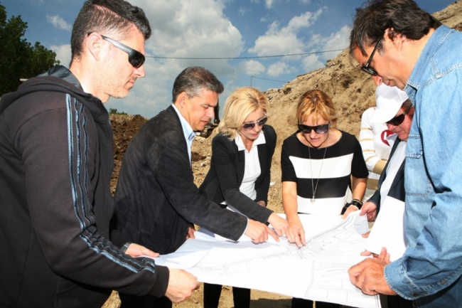 The Bypass of Karagiorga Project